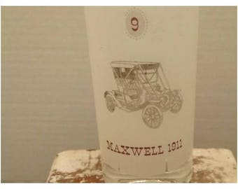 1911 Maxwell Frosted Glass-