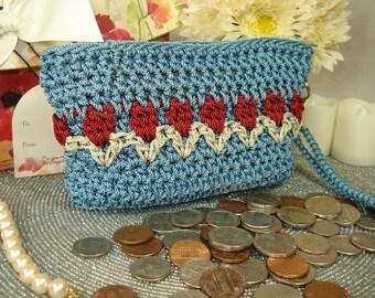 Womens Change Purse, Coin Purse, Change Purse, coin purse wallet, zipper pouch, woman coin pouch, small zip purse, essential oils pouch