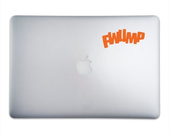 FWUMP Sticker for MacBooks and Apple Devices