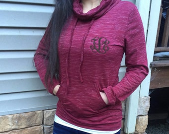 Monogrammed pullover, Personalized pullover, Monogrammed Sweater, Monogrammed Hoodie, Personalized Hoodie