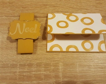 Homemade money box etsy mustard noel gift card holder money wallet sciox Image collections