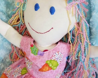 Doll, '' The Birthday Girl''