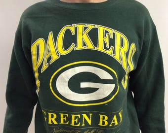Vintage 90s Green Bay Packers NFL Sweatshirt