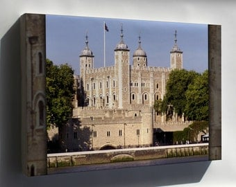 Canvas 16x24; Tower Of London