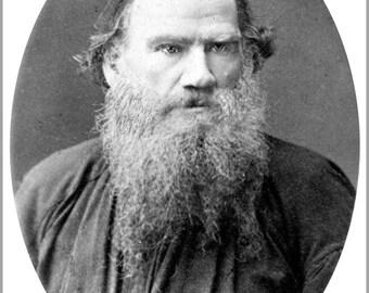 16x24 Poster; Leo Tolstoy Anna Karenina War And Peace P1