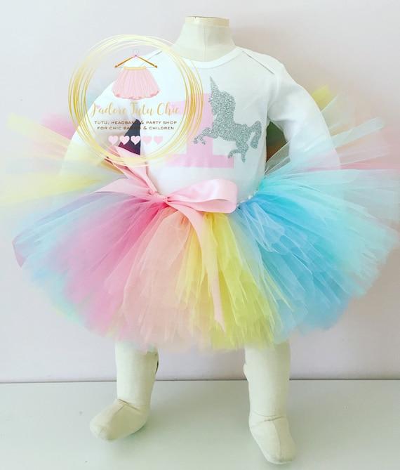 Unicorn Birthday Outfit 1st Birthday Unicorn Outfit