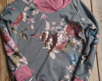 Cozy Heart Sweater