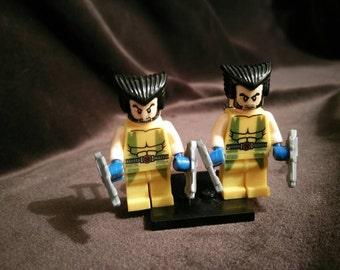 Marvel Lego style cufflinks