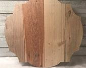 Blank Pallet Wood Canvas ...