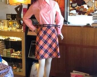 1960's JCPenneys  Glenbrooke skirt