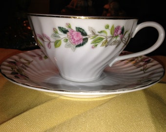 Tea cup & Saucer by Creative