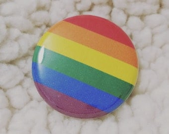 "Gay Pride 1.25"" Pinback Button"