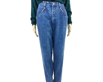 Vintage Rockies High Waisted Jeans