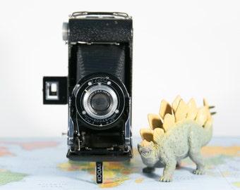 Kodak Senior Six-16 Art Deco Folding Camera with Case #F4