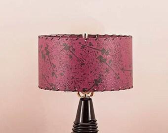 Ceramic Lamp and Shade 233
