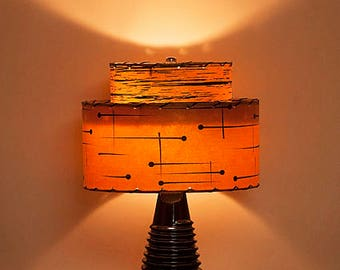 Ceramic Lamp and Shade 235