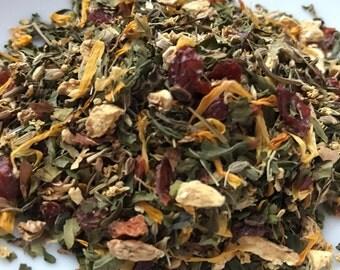Cold and Flu Buster Loose Leaf Herbal Tea