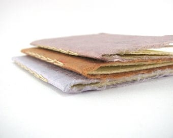 Handmade Notebooks, Vow Books, Handmade Paper Covers