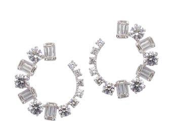 Lara Heems Geometry Earrings