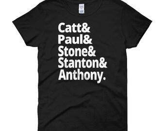US Women's Suffrage - Women's History Women's T-shirt