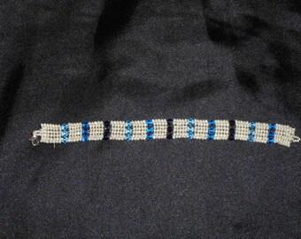 Natalia bracelet with swarovski crystals