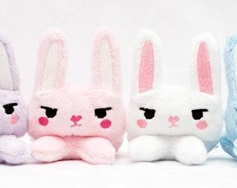 Snarky Bunny Plushie