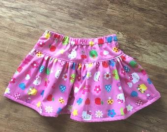 Twirly skirt size 4