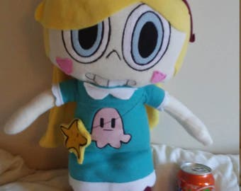 Star vs. the Forces of Evil- Star Butterfly Plush