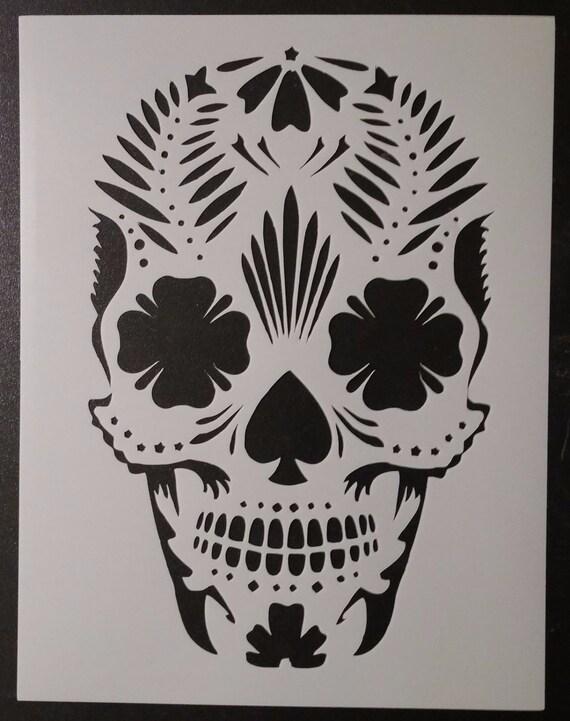 Day Of The Dead Dia De Los Muertos Sugar Skull Custom