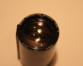 Vintage Kodak Projection Ektanar Lens