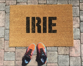 Irie Jamaican Doormat by One Summer