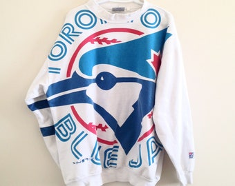 Toronto Blue Jays Vintage The Game Crewneck
