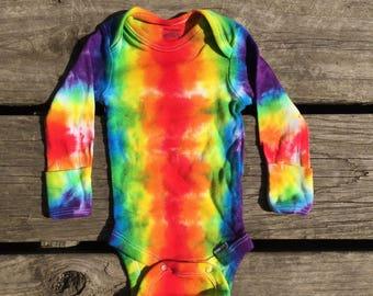 Tie dye onesie 0-3 month, Onesie - 0-3m (127)