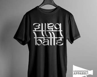 Balle Balle Indian Men's Punjabi T-Shirt