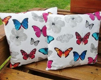 Pillowcase butterflies