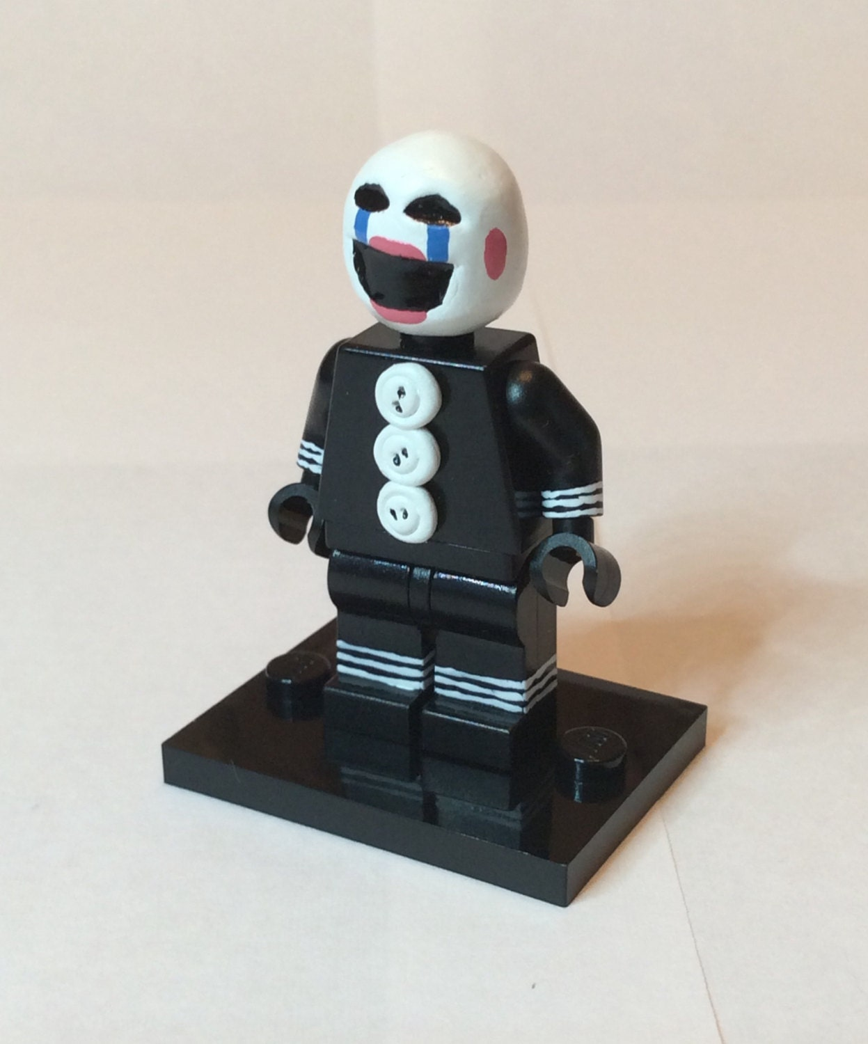 Lego 5 Nights At Freddy S Toys : Withered toy puppet five nights at freddy s custom lego