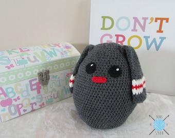 Doggie low rabbit wool 10 x 8