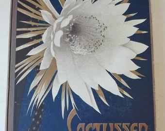 Verkade Album , cactussen  year 1931