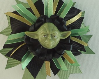 Star Wars : Yoda Hairbow