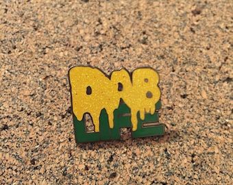 Dab Life Hat Pin