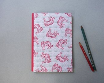 Tigers notebook / Note book Tigers