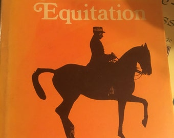 Academic equitation by gerneral Decatpentry 1977