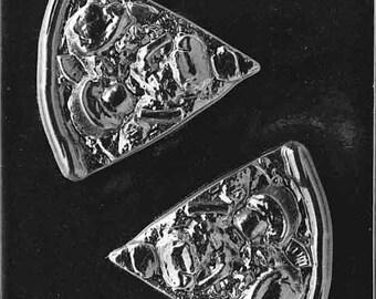 Pizza Slice Chocolate Mold -  K086