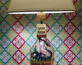 Captain Morgan Lamp