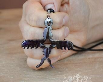 Eagle Totem Pendant 1