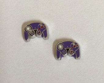 Video Game Controller Stud Earrings