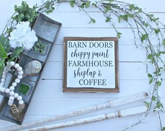 farmhouse,farmhouse sign,home decor,farmhouse decor,framed sign,wood sign,modern farmhouse,Home and Living, Wall Decor,Shiplap