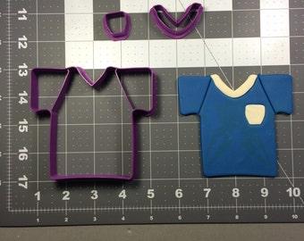 Shirt 104 Cookie Cutter Set