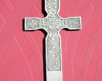 St. Oran's Celtic Cross. Iona