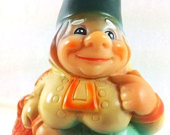 David the Gnome Lisa Figurine - 9 Inches